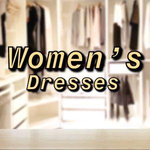 Dresses & Skirts - Women's dresses